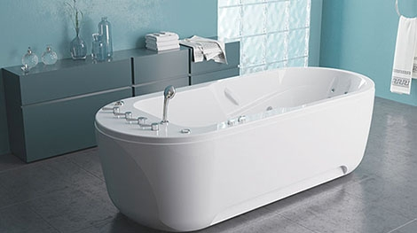 Balneological bathtubs