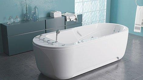 Balneological bathtubs
