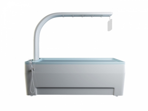 "COUCH FOR WET PROCEDURES WITH VICHI SHOWER ""TALASSO VICHI"""
