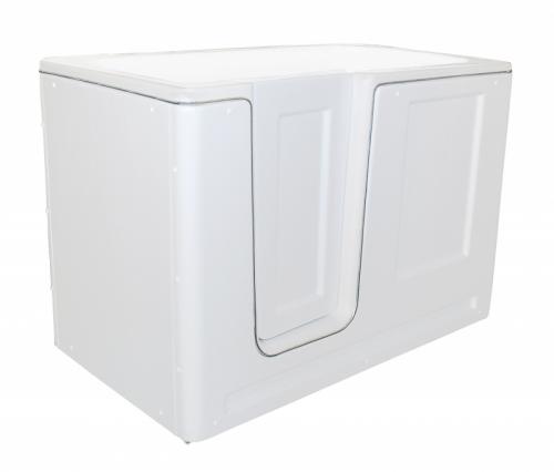 SITTING BATHTUB «COMFORT» with side door