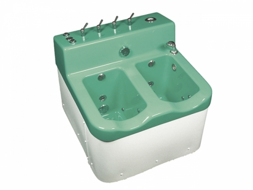"BATHTUB FOR LOWER LIMBS ""RELAX LUX"""