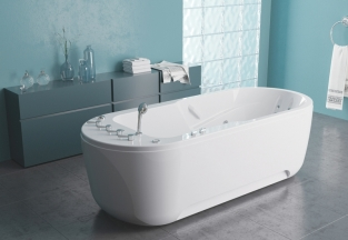"BALNEOLOGICAL BATHTUB ""VEGA"""