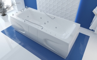 BALNEOLOGICAL BATHTUB «ASTRA-1»