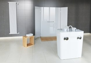 """PROXIMA"" shower installation (CHARCOT SHOWER)"